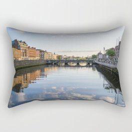 Liffey River Rectangular Pillow