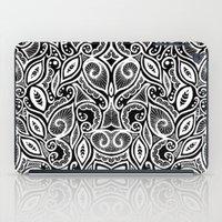 henna iPad Cases featuring Henna Inspired by Sidrah  Mahmood