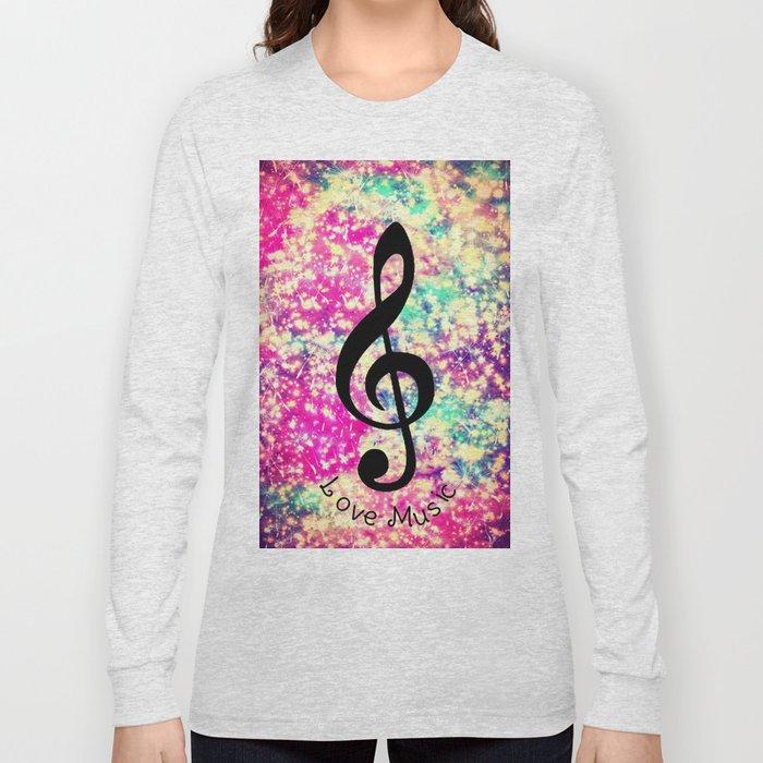 Music-294 Long Sleeve T-shirt