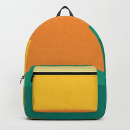 Five Shades of Sunset Backpack