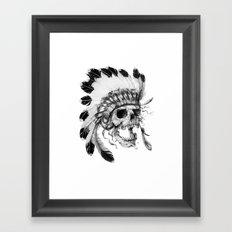 Wild, Wild West Framed Art Print