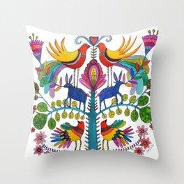 otomi love Throw Pillow