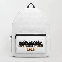 Wish your grad congratulations Backpack