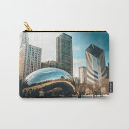 Architecture mirror art Carry-All Pouch