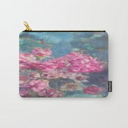 Daydream With Flowers Carry-All Pouch