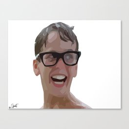 Squints Canvas Print