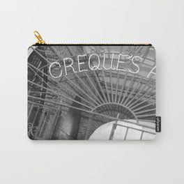 Creque's Alley Carry-All Pouch