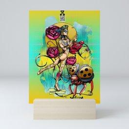 Madame Ladybotté Butterfly of Lovers' Vale Mini Art Print