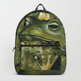 The FROG KING Backpack