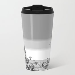 Hero - Sprite Art Metal Travel Mug