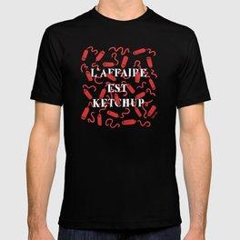 L'AFFAIRE EST KETCHUP T-shirt