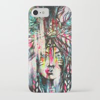 destiny iPhone & iPod Cases featuring Destiny by Mo Baretta