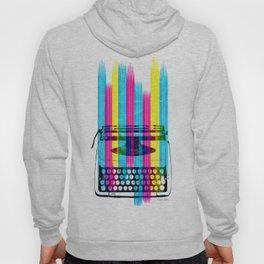 Typewriter Hoody