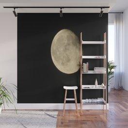 The Moon Wall Mural