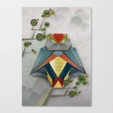 Origami Owl Canvas Print