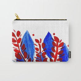 Cosmic flowers Carry-All Pouch
