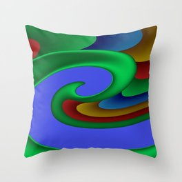 swing and energy for your home -5- Throw Pillow