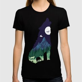Pride of the Forest T-shirt