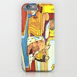 King Morpheus and Flip iPhone Case