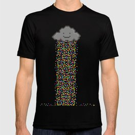 Pixel Precipitation T-shirt