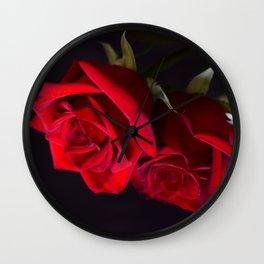 Bittersweet Memories of a Lost Love Wall Clock