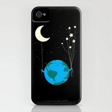 Under the moon and stars iPhone (4, 4s) Slim Case