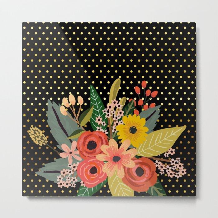 Flowers bouquet #2 Metal Print