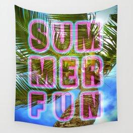 summer fun Wall Tapestry