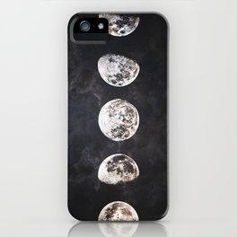 Mistery Moon iPhone Case