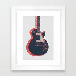 Rock! 01 Framed Art Print