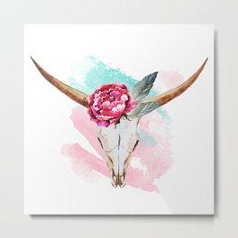 Animal Skull 05 Metal Print