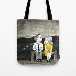 La La Land - Sebastian and Mia Tote Bag