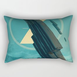 SEARCHING 4U Rectangular Pillow