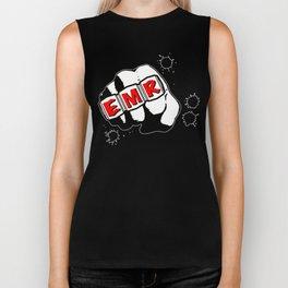 EMR Crew Tee Original Logo Tee Biker Tank