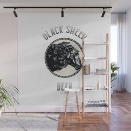 Black Sheep Beer Wall Mural