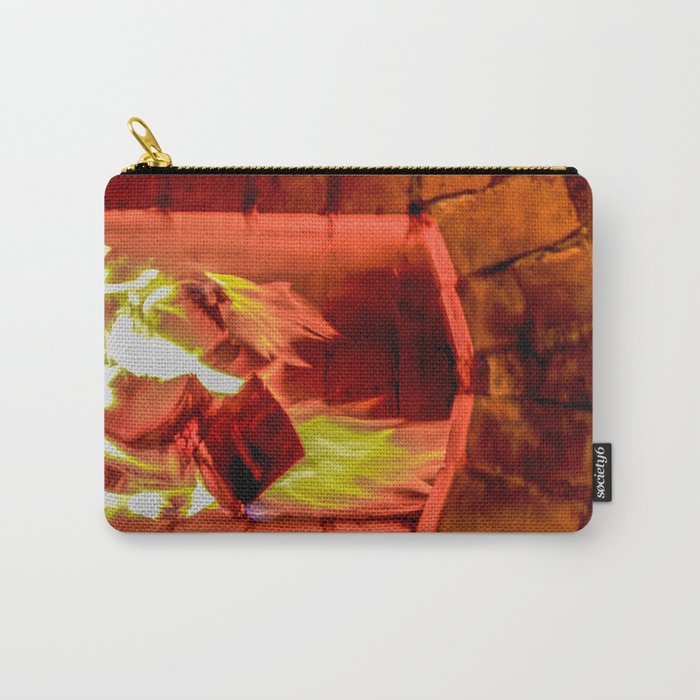 Fireplace Carry-All Pouch