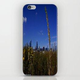 Chicago, the Prairie City (Chicago Northerly Island) iPhone Skin