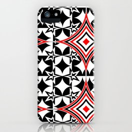 NAKED GEOMETRY no 8 iPhone Case