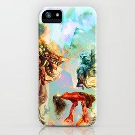 Demi Kala iPhone Case