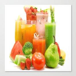 juice Canvas Print