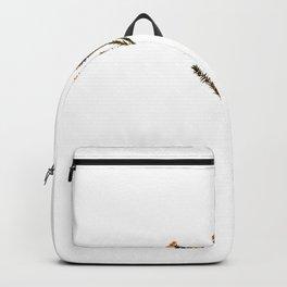 Magical flora #9 Backpack