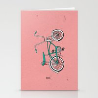 boss Stationery Cards featuring Boss. by shoooes