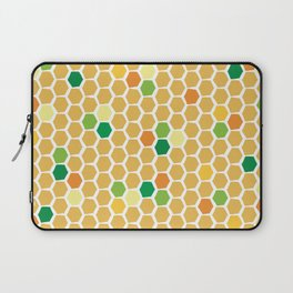 Uh Huh Honey Laptop Sleeve