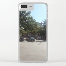 Street Life Clear iPhone Case