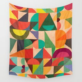 Color Field Wall Tapestry