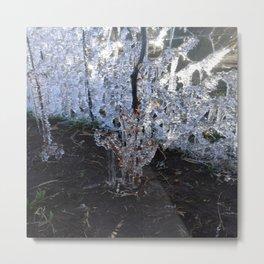 Ice Land 2 Metal Print
