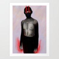 run Art Prints featuring Run by Vanessa Neves