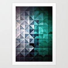 Yce Art Print