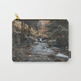 Autumn Creek - Landscape and Nature Photography Carry-All Pouch