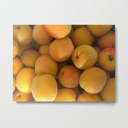 Spring Peaches  Metal Print